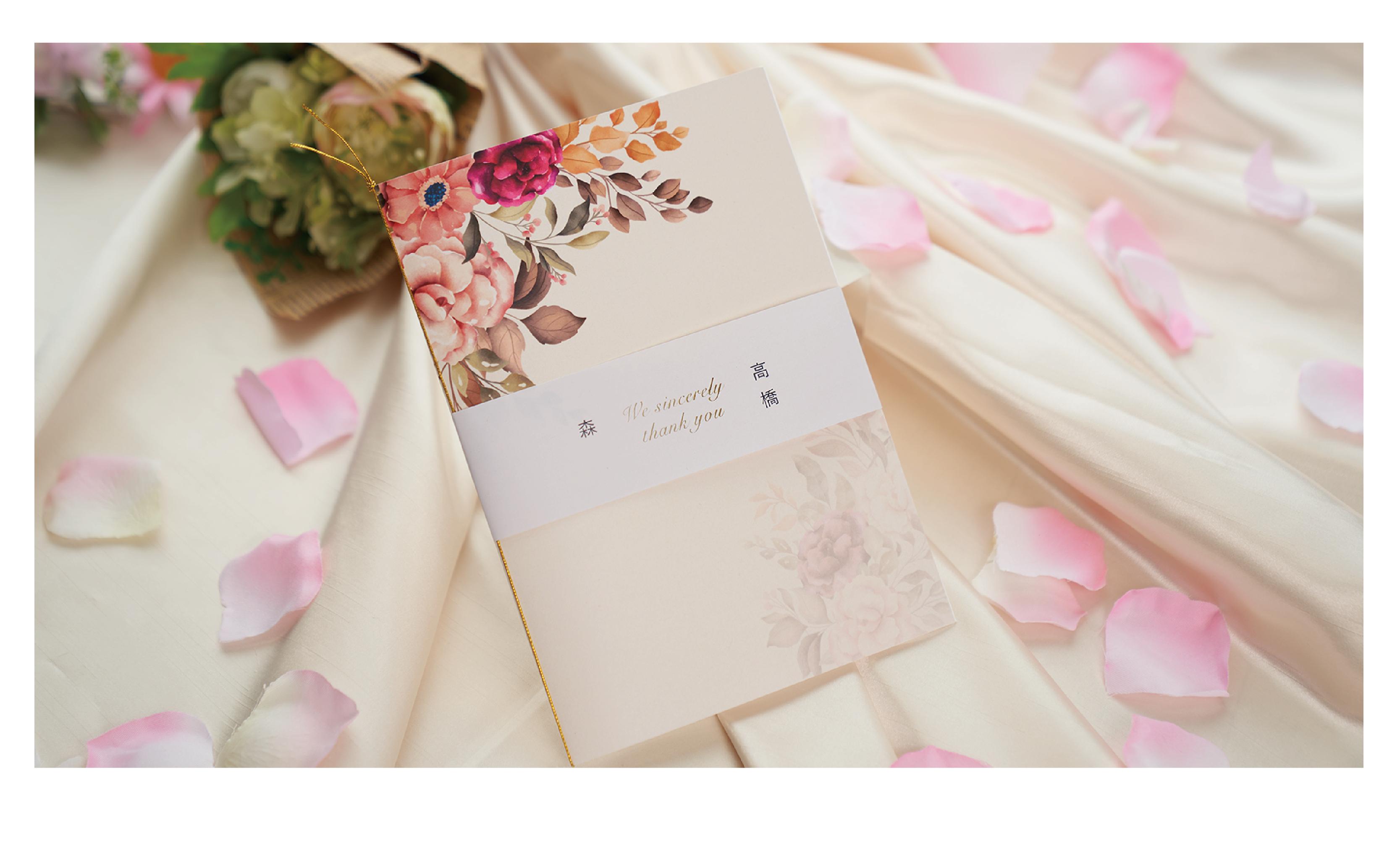 ANCIE WEDDING 結婚内祝い